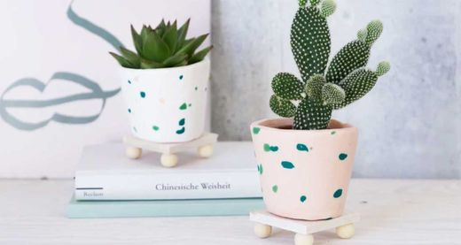 Diy Plant Stands Hobby Art Chemaco